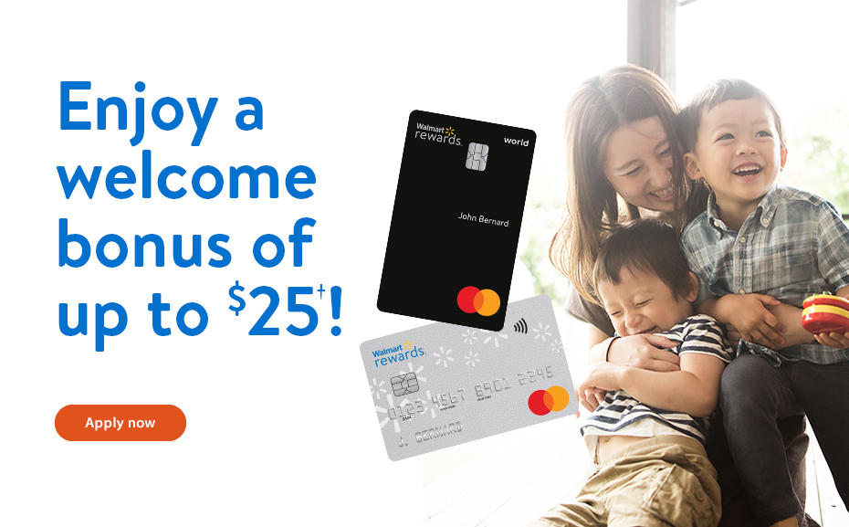 Enjoy a welcome bonus of up to $25†! Apply now